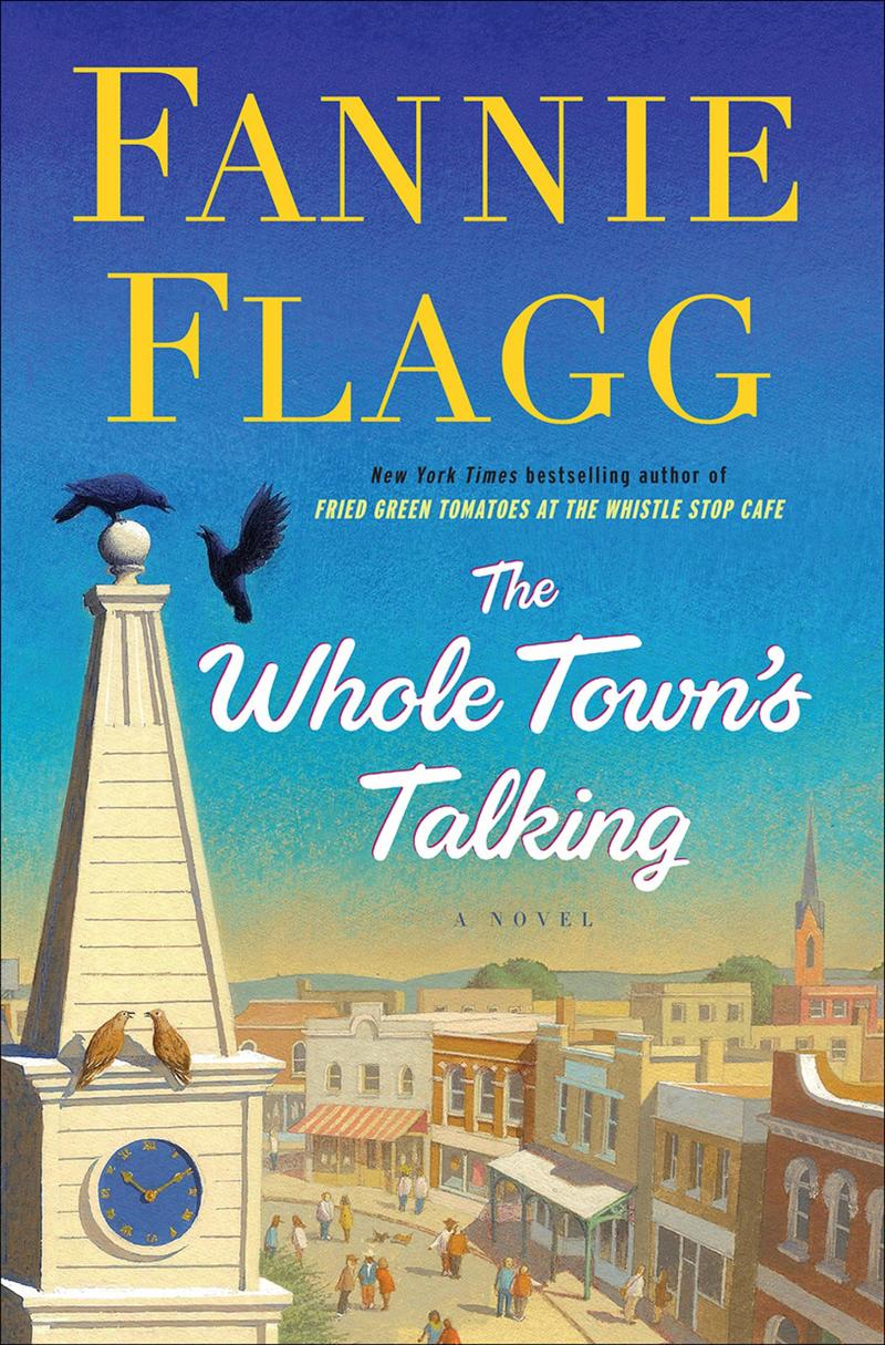 Book Cover - THe Whole Town's Talking