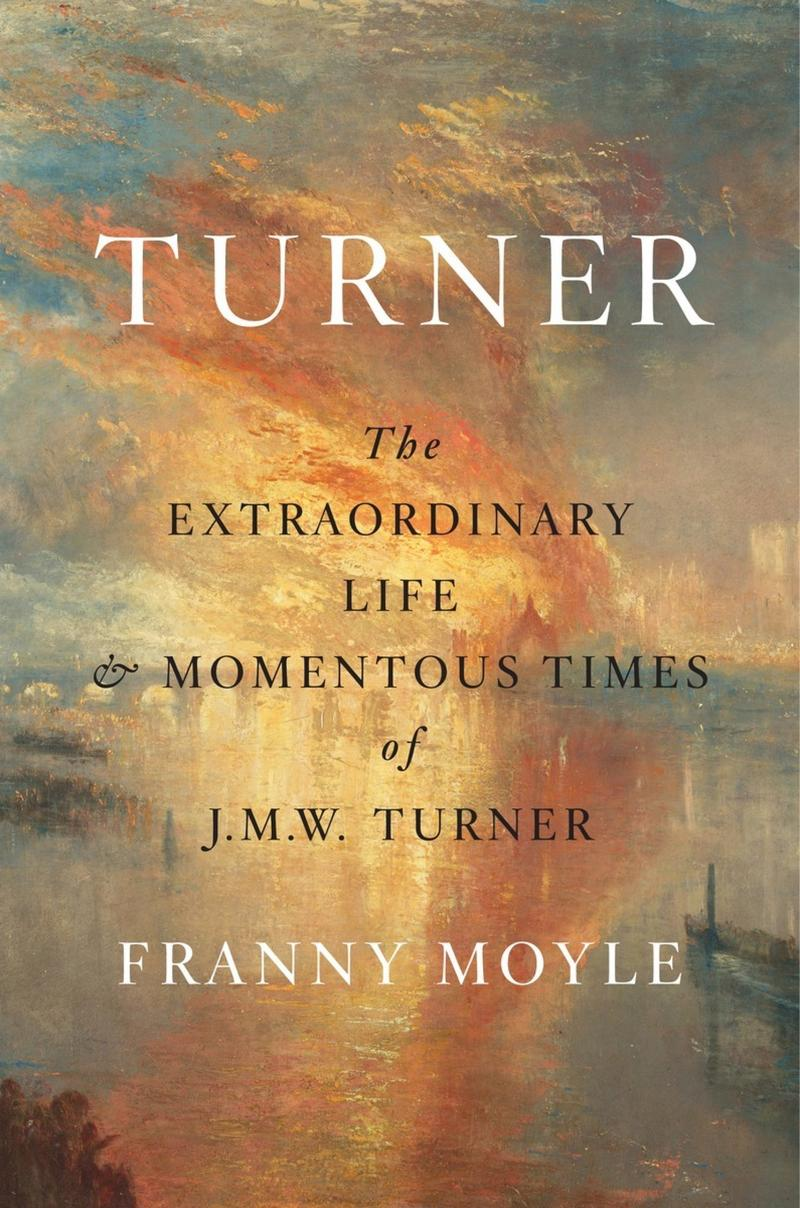 Book Cover - Turner