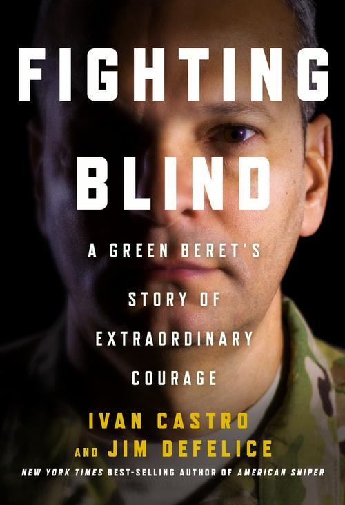 Book Cover - Fighting Blind