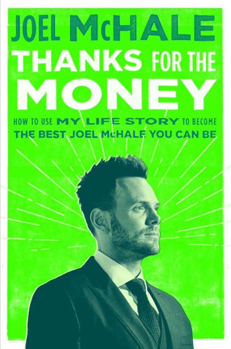 Book Cover - Thanks for the Money