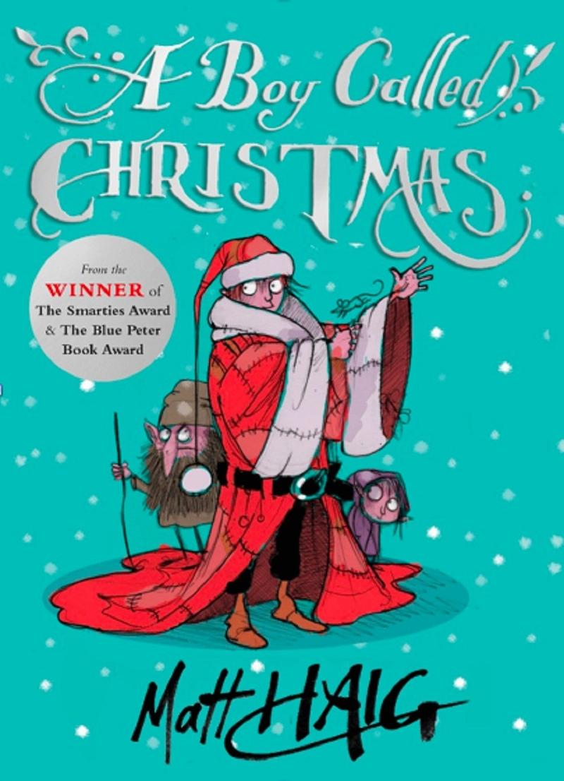 Book Cover - A Boy Called Christmas