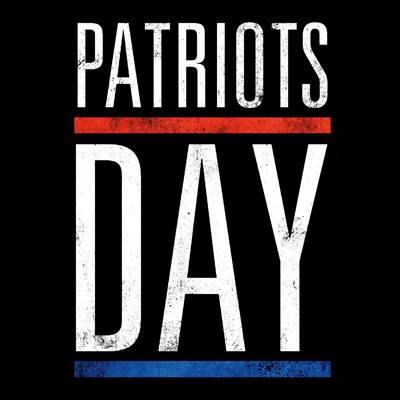 "The ""Patriots Day"" film poster"