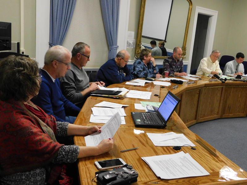 Plattsburgh City Council 12/28/16