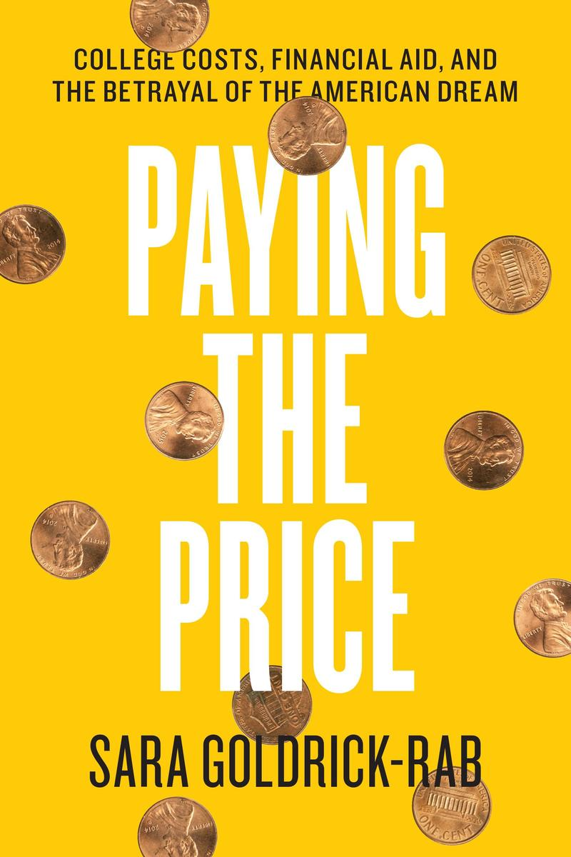 Book Cover - Paying the Price