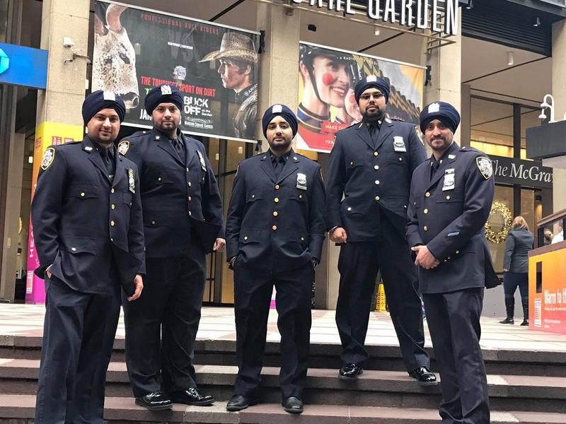 Sikh Officers Association on Facebook