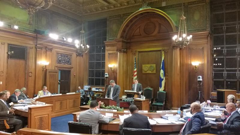 City Councilors in Springfield, Ma voted 9-3 to override Mayor Domenic Sarno's veto of an ordinance creating a five-member board of police commissioners.