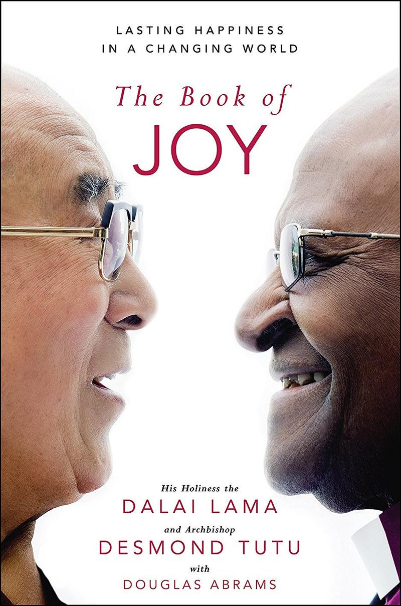 Book Cover - The Book Of Joy