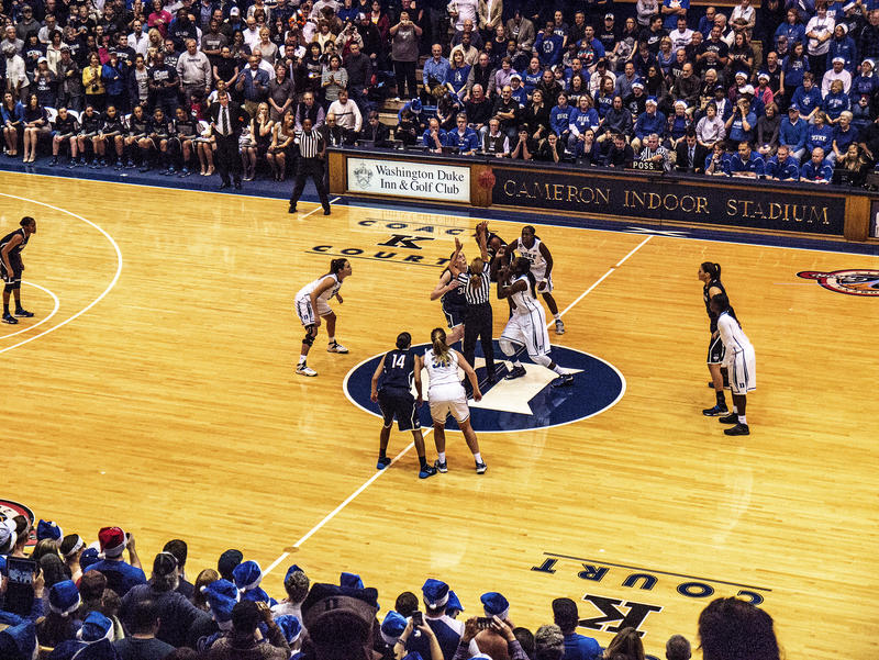 UConn Women's Basketball game vs. Duke