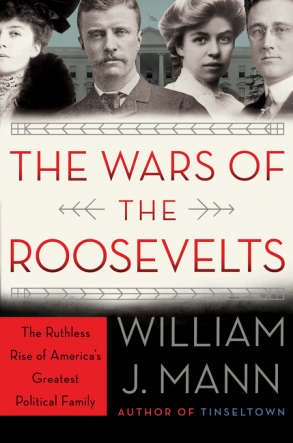 Book Cover - The Wars of the Roosevelts