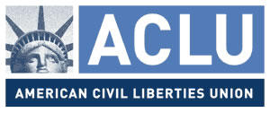 The ACLU logo