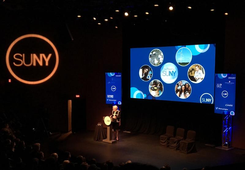 Chancellor Zimpher Highlights Nearly a Decade of SUNY Progress in Final State of the University Address