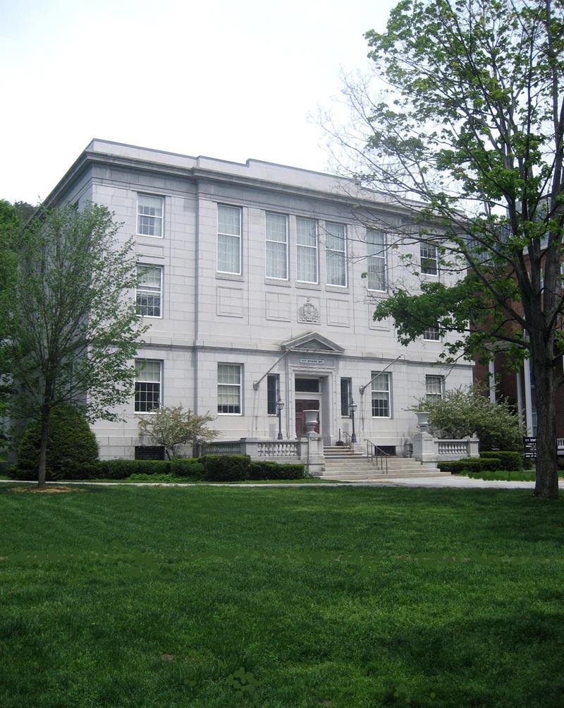 Vermont Supreme Court building, Montpelier