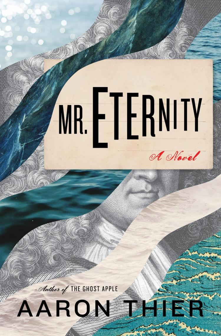 Book Cover - Mr. Eternity