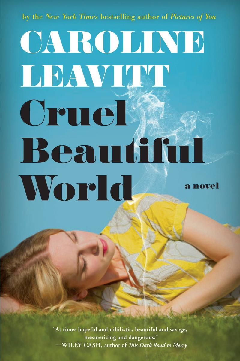 Book Cover - Cruel Beautiful World