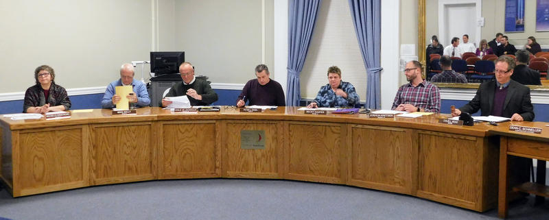 Plattsburgh City Council holds special session 1-10-17