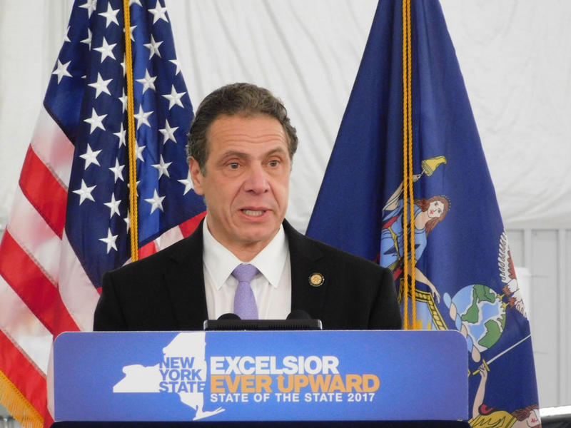 Governor Andrew Cuomo outlines North Country budget initaitives