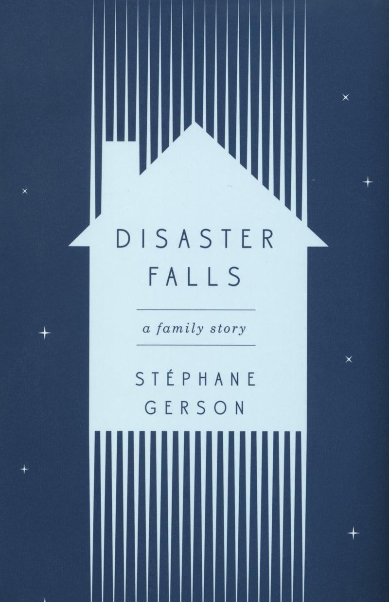 Book Cover - Disaster Falls
