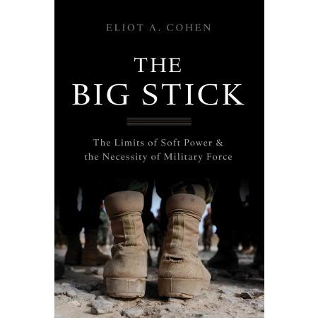 Book Cover - The Big Stick