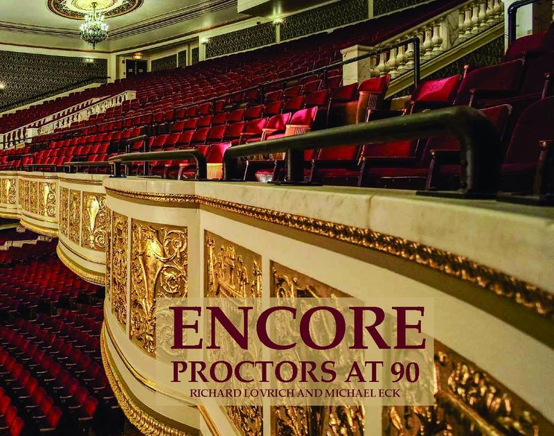 Book Cover - Encore: Proctors at 90