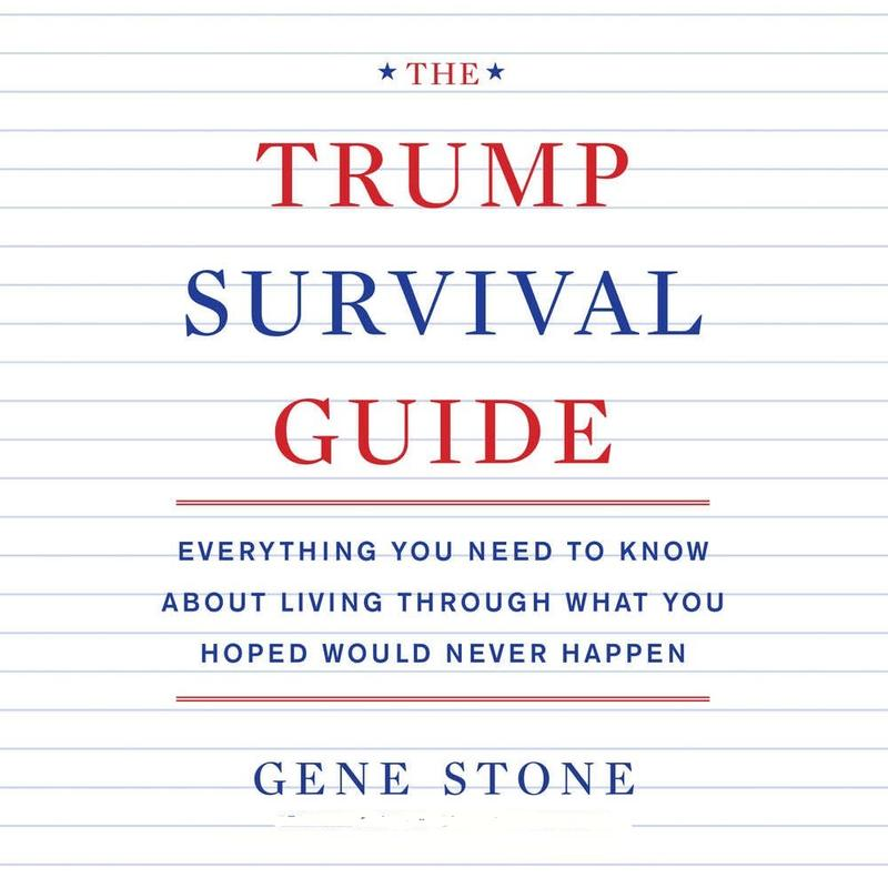 Book Cover - The Trump Survival Guide