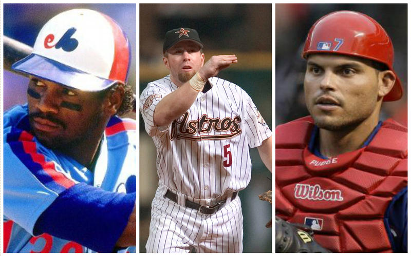 2017's Baseball Hall of Fame inductees