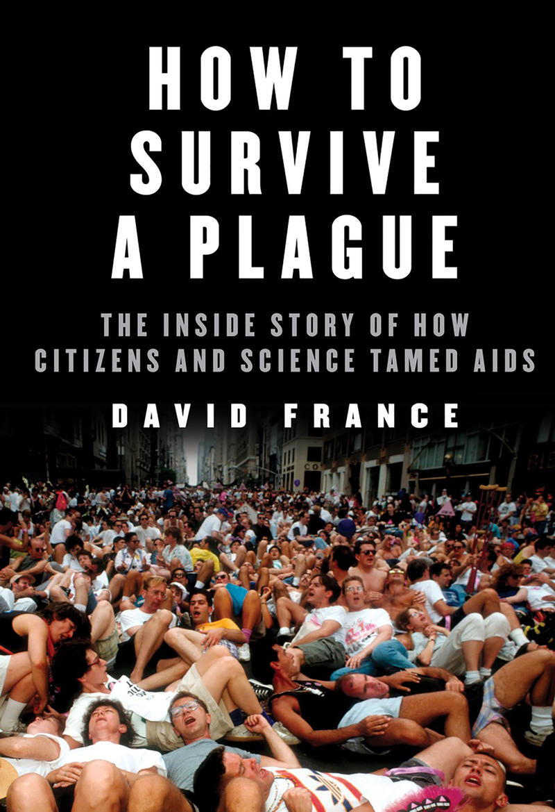 Book Cover - How to Survive a Plague