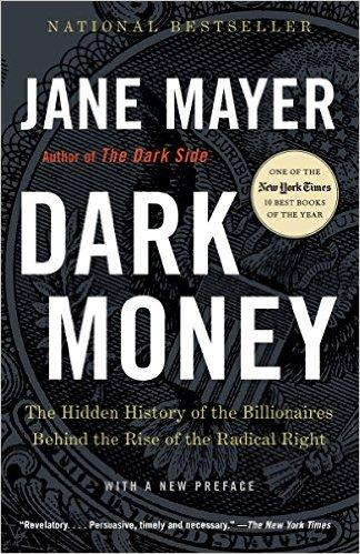 Book Cover - Dark Money