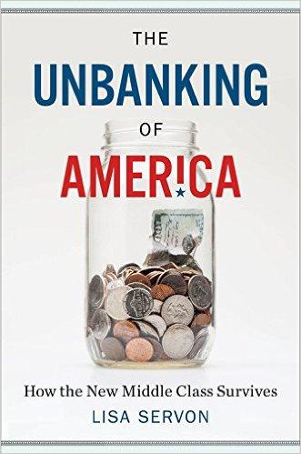 Book Cover - The Unbanking of America
