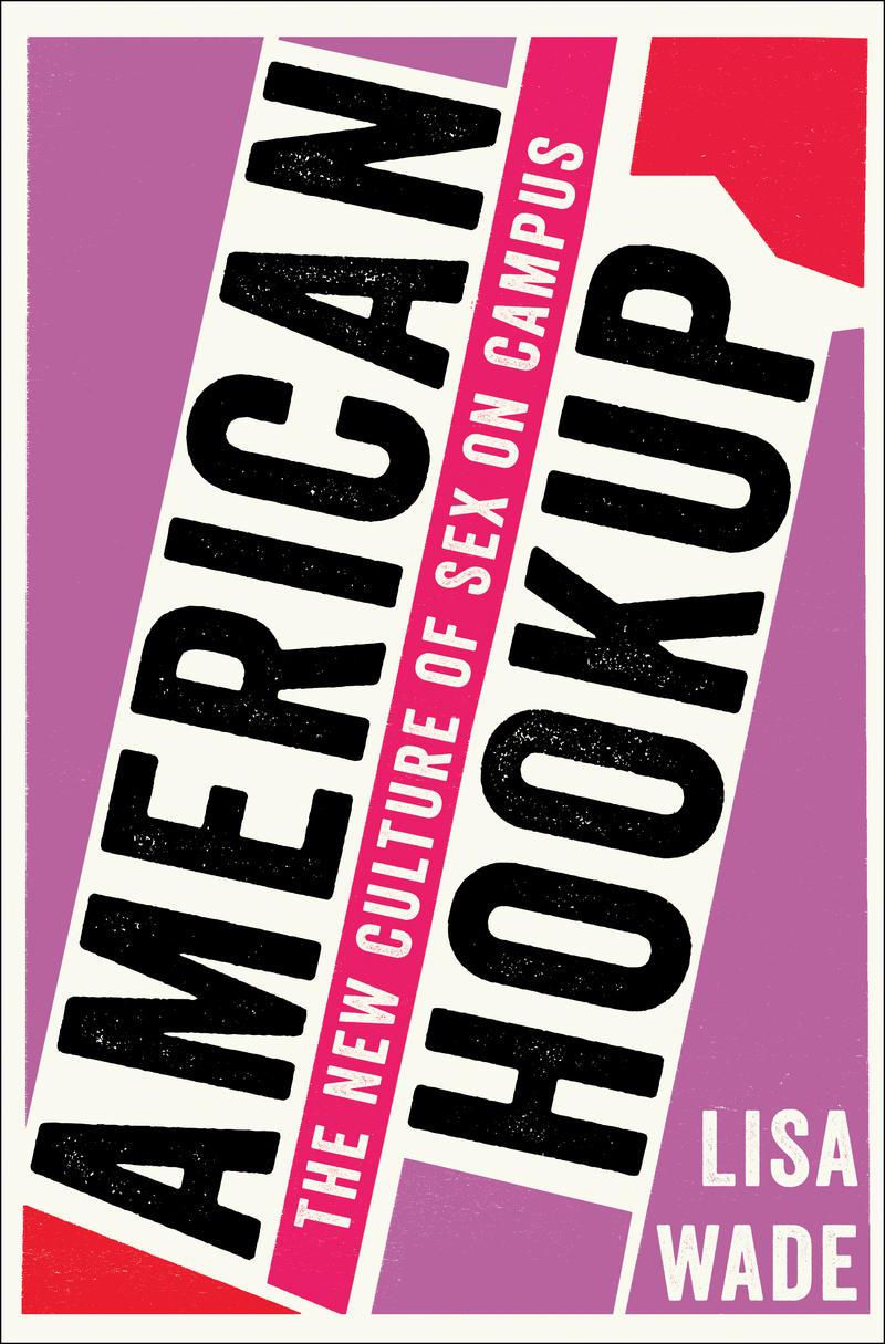 Book Cover - American Hookup