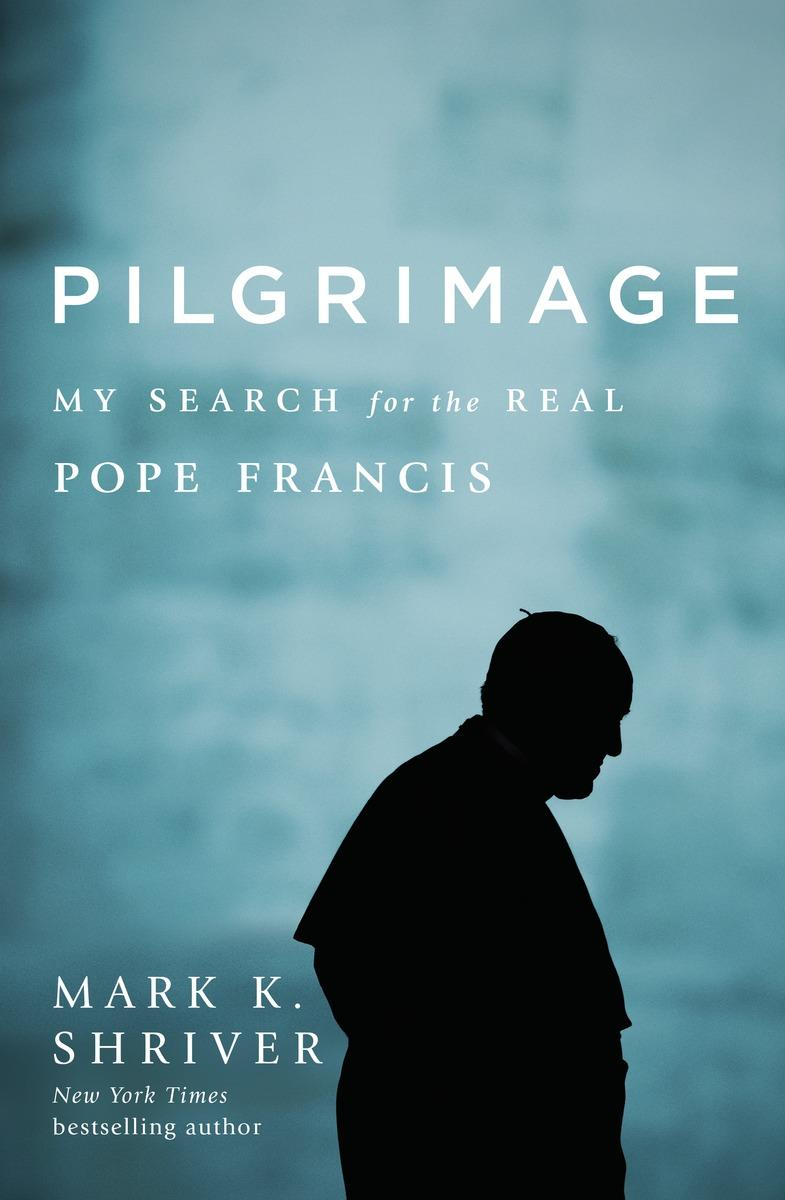 Book Cover - Pilgrimage