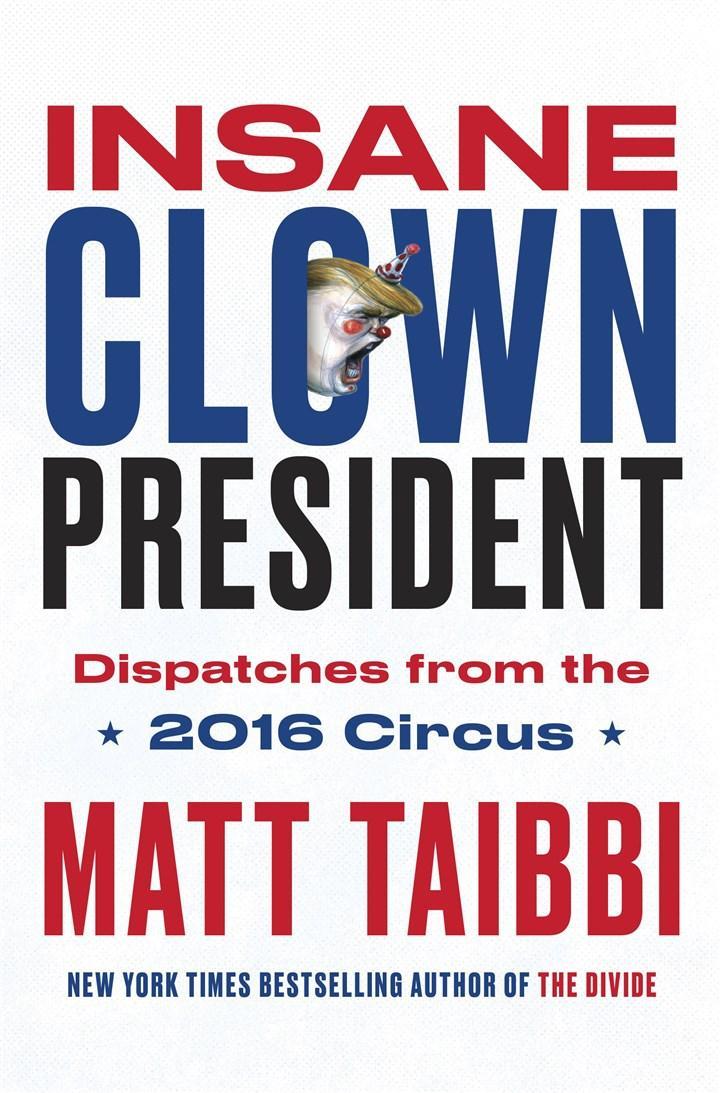 Book Cover - Insane Clown President