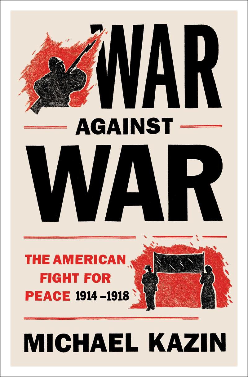 Book Cover - War Against War