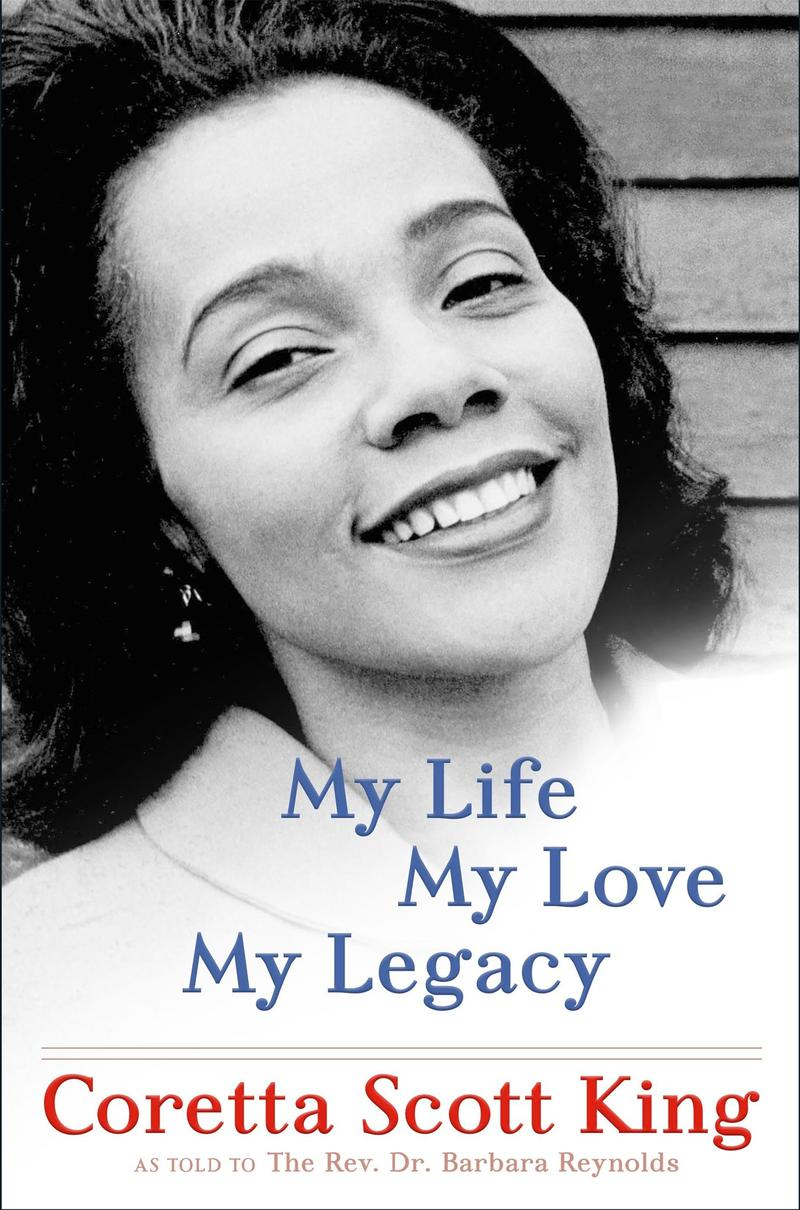 Book Cover - My Life, My Love, My Legacy