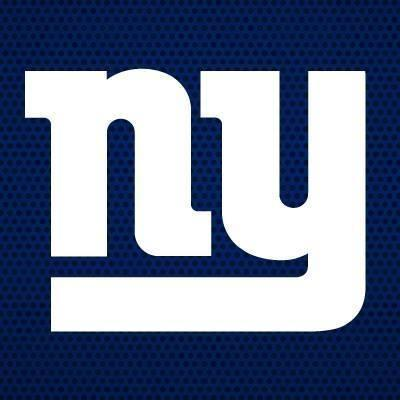 The logo of the New York Giants