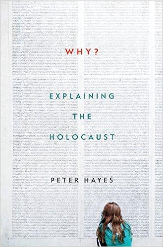 Book Cover - Why?: Explaining The Holocaust