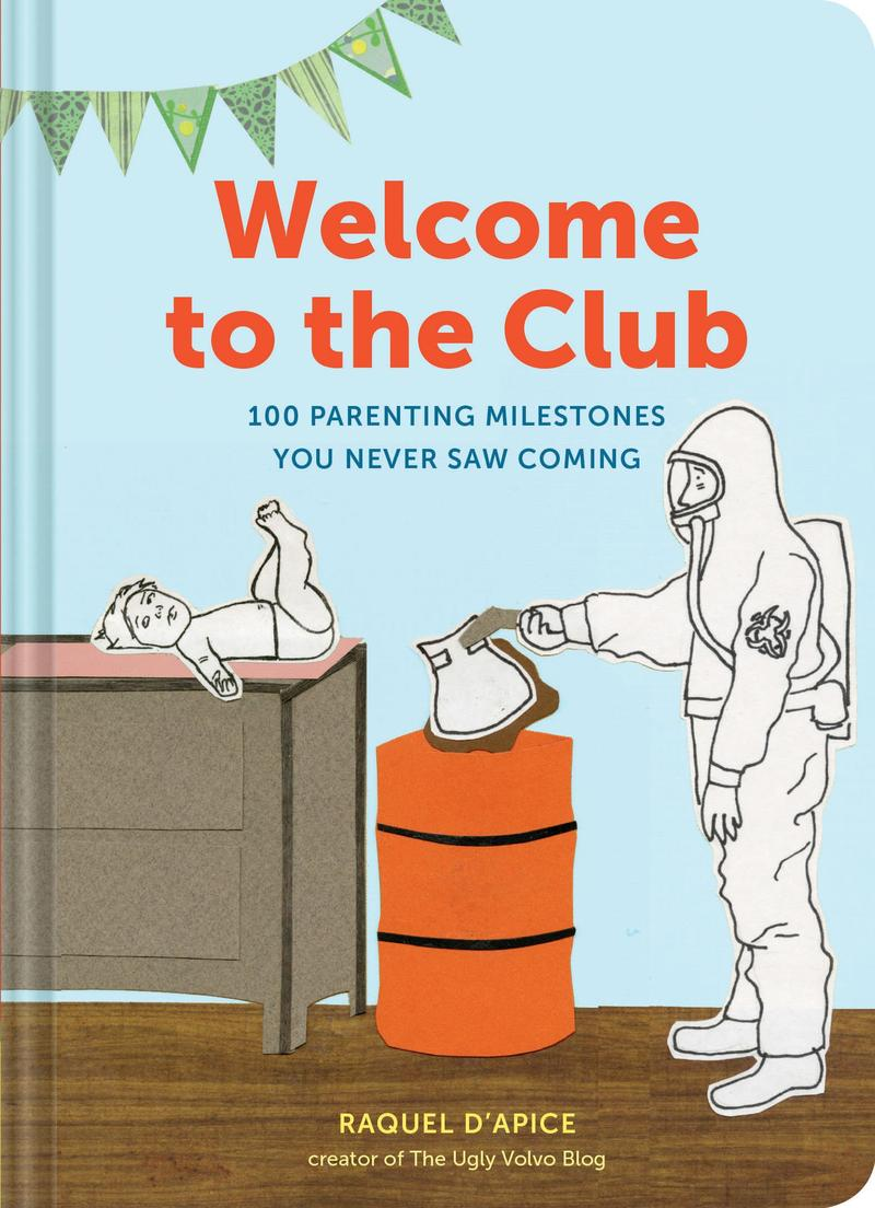 Book Cover - Welcome to the Club
