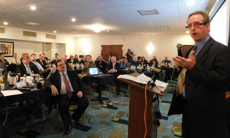 Plattsburgh Mayor Colin Read presents State of the City