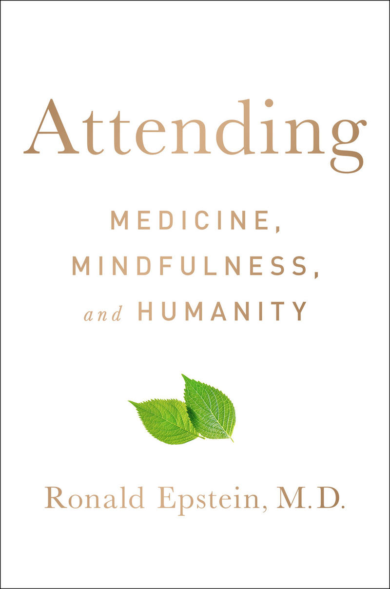 Book Cover - Attending