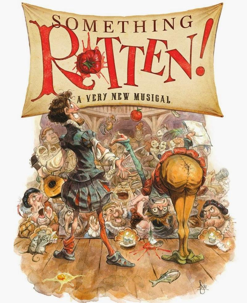 Something Rotten logo