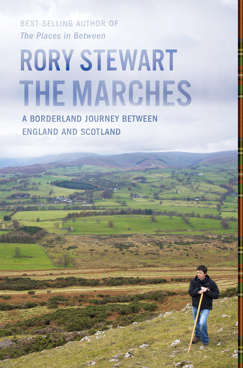Book Cover - The Marches