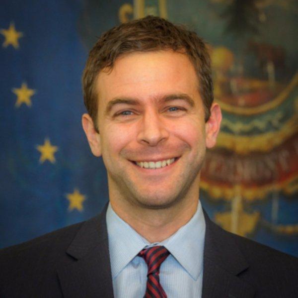 Vermont Senate Pro Tem Tim Ashe