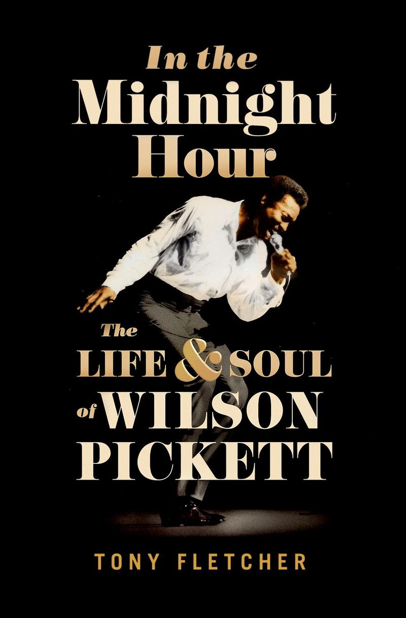 Book Cover - In the Midnight Hour