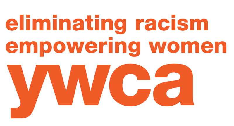 YWCA slogan text