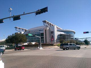 NRG Stadium, Houston