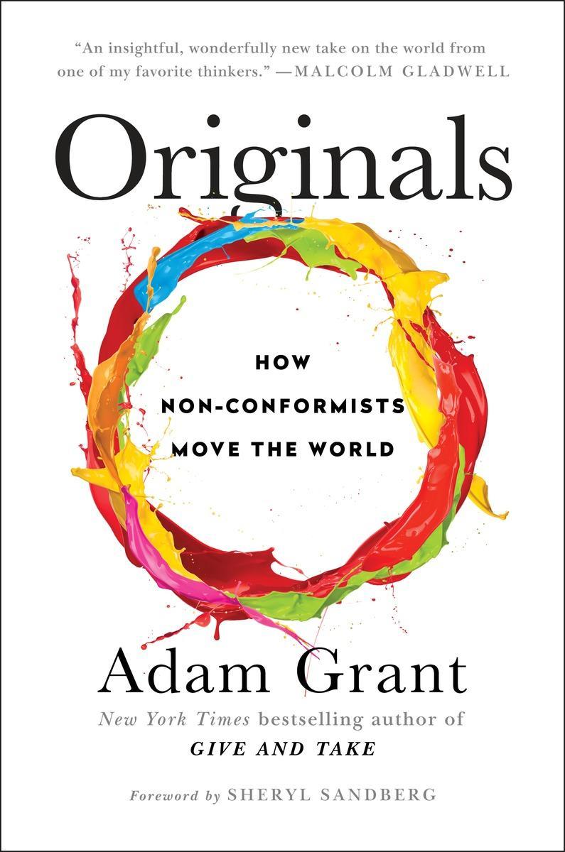 Book Cover - Originals