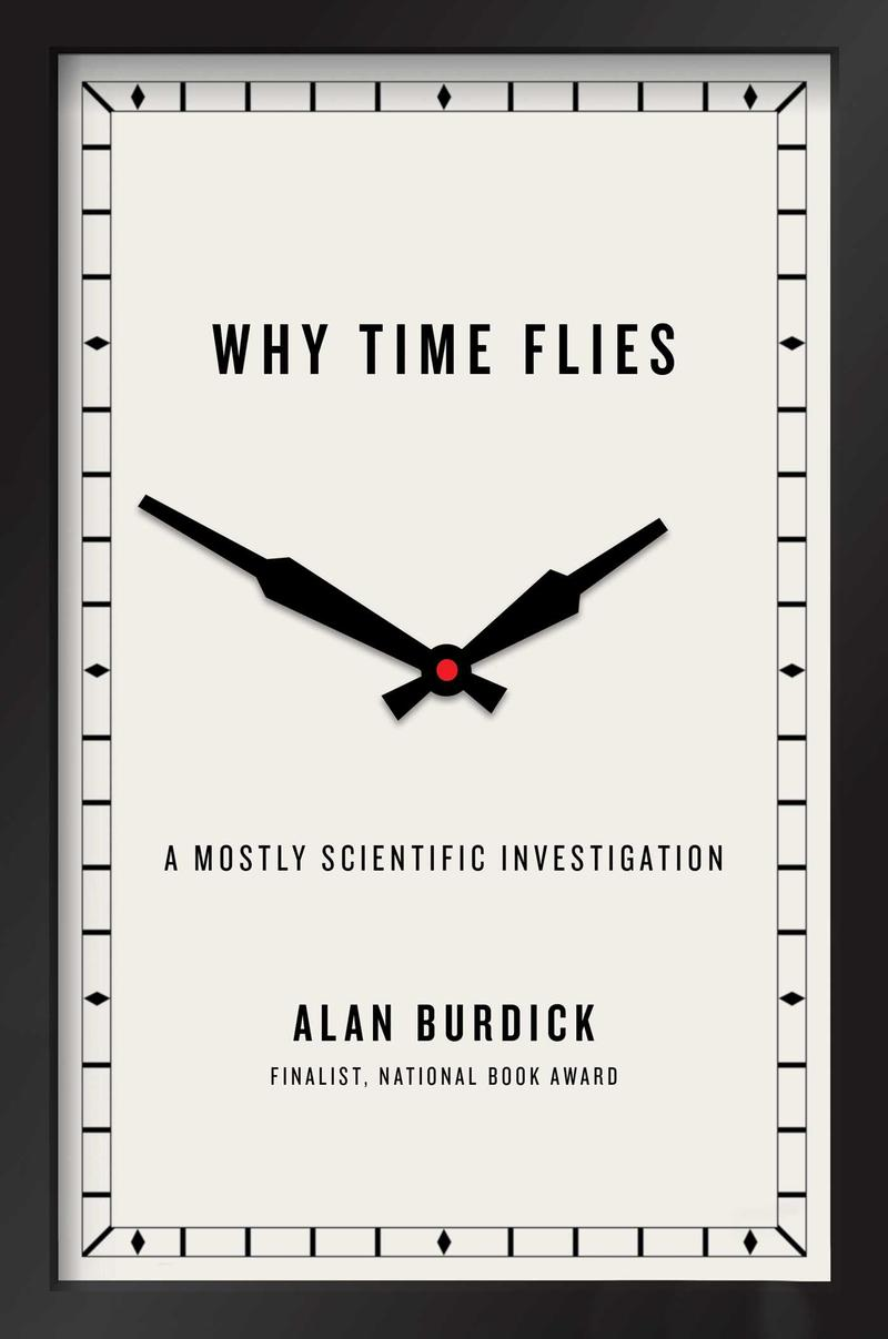 Book Cover - Why Time Flies