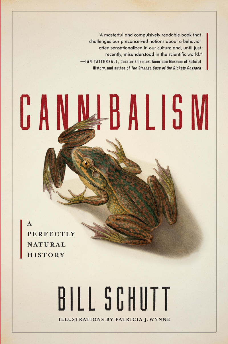 Book Cover - Cannibalism