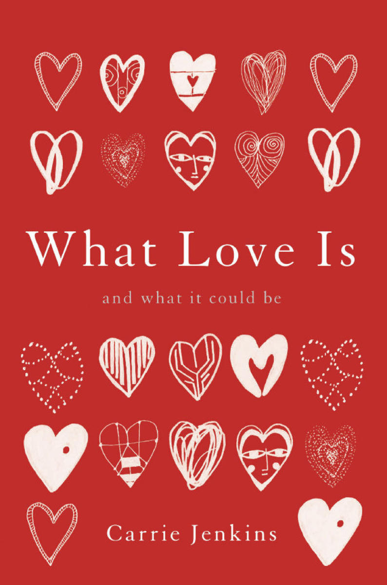 Book Cover - What Love Is