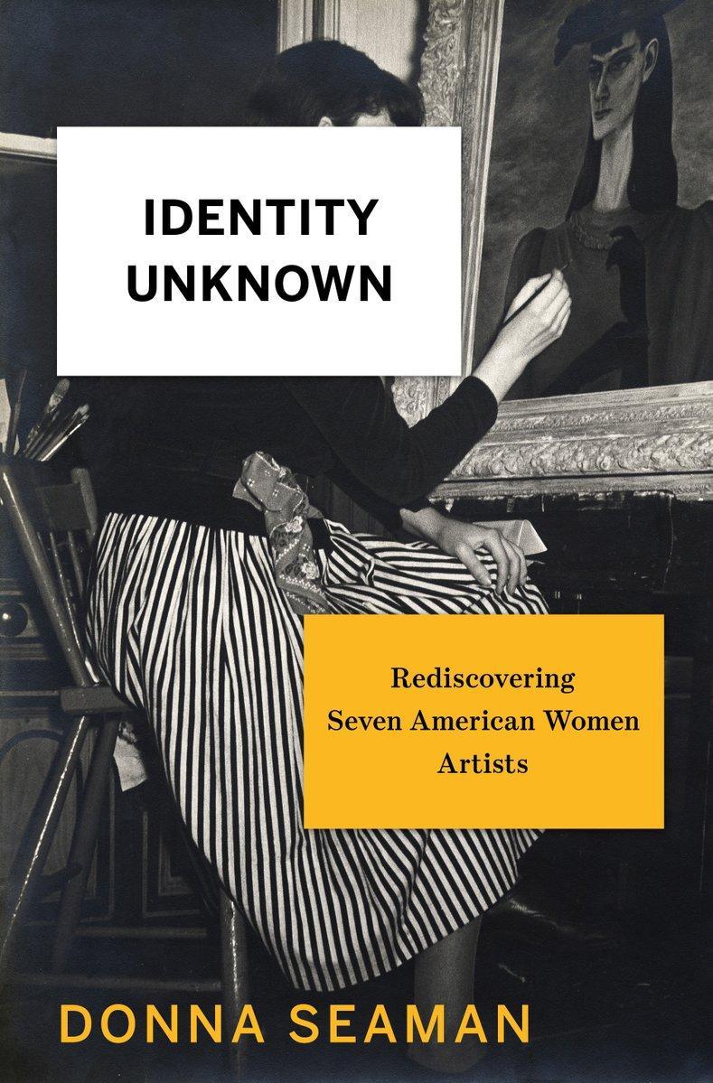 Book Cover - Identity Unknown