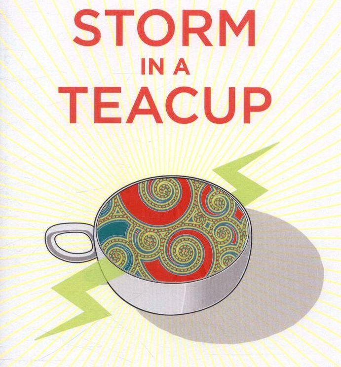 Book Cover - Storm in a Teacup